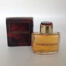 Avon Mens Cordovan Long Lasting Aftershave 2.5oz. Vintage with box