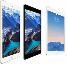 Apple iPad Air 2, Wi-Fi Only, 9.7in, 32GB/128GB - Sealed Latest Model