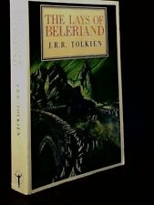 The Lays of Beleriand (History of Middle-Earth),GOOD Book