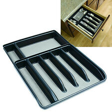 New Expandable Silverware Drawer Organizer Flatware Cutlery Tray Utensil Holder