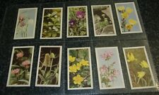 Brooke Bond Wild Flowers Series 1 Nos 1-30 - Choose From Selection