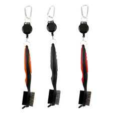 Multifunctional Golf Club Cleaner Brush for Golf Clubs/Faces/Grooves