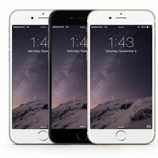 Apple Iphone 6 4G LTE 8MP IOS 16GB 1080p OEM Unlocked Phone Space Gray EN3