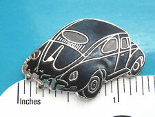 VW VOLKSWAGEN beetle car - hat pin , tie tac , lapel pin , hatpin GIFT BOXED