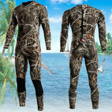 Men's 3mm Camouflage Full Body Wetsuit Surfing SCUBA Diving Spearfishing