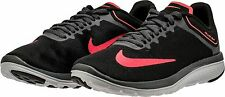 Nike Women's FS Lite Run 4 Black/Hot Punch 852448-011 Sz 6 - 10