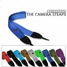 New Soft Elastic Camera Neck Shoulder Strap For Fujifilm Olympus Panasonic