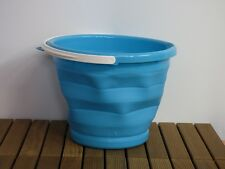 folding Bucket Transport and Much purpose bucket, PP, folding, Content 10 Liters