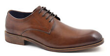 Gucinari JP5159 Atlee Tan Derby Lace-Up Men's Shoes