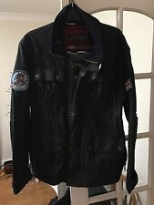 Superdry Limited Edition Racing Jacket (DRY WAX)