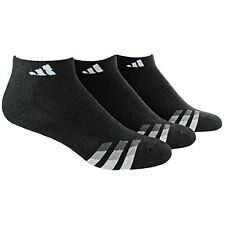 Agron Socks adidas Mens Cushioned Low Cut (Pack of 3)- Pick SZ/Color.