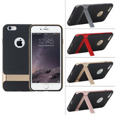 Rock Heavy-Duty Armor Hybrid Hard Soft Case Cover Shell for iPhone 6/6s