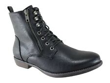 Therapy Geronimo Lace Up Casual Flat Ankle Boots Women's AU size 5-10