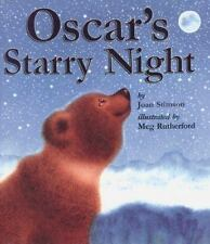 Oscar's Starry Night by Joan Stimson c1999, Good, Hardcover, We Combine Shipping