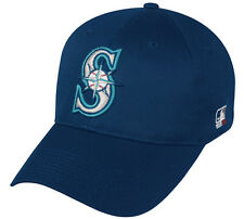 Seattle Mariners MLB Replica Baseball Cap Adjustable Youth or Adult Twill Hat