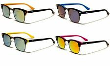 New Mens Womens Sunglasses Retro 80's Vintage style Mirror Unisex  WF13