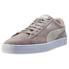 Puma Suede Classic + Mens Trainers Taupe New Shoes