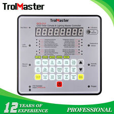 TrolMaster CO2 Timer, Climate, and Lighting Master Controller QCD-CL2