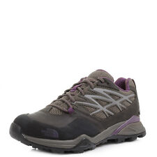 Womens The North Face Hedgehog Hike GTX Brown Purple Walking Shoes Shu Size