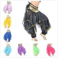 BellyLady Belly Dance Womens Fashion Harem Pants Tribal Baggy Arabic Pant Colors