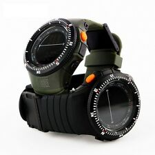 Watch Tactical Sport Quartz Wrist Army Mens Digital Nylon Men Military Infantry
