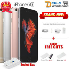 New Sealed Box Apple iPhone 6S 64GB Smartphone Grey Silver Gold Unlocked Phone