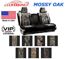 Coverking Mossy Oak Custom Seat Covers Dodge Caliber