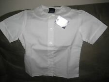 Youth French Toast oxford shirts--boys/girls, short/long sleeve--Brand NEW