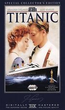 Titanic (DVD, 2005, 3-Disc Set, Collectors Edition/Widescreen) GREAT SHAPE