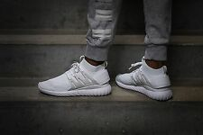 Adidas Originals Tubular Nova PK Primeknit Triple White S80106 nmd ultra boost