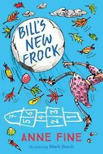 Bill's New Frock by Anne Fine Paperback Book