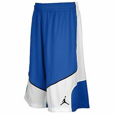Nike Air Jordan Prospect Dri-Fit Basketball Shorts Sport Blue Men's 2XL BNWT