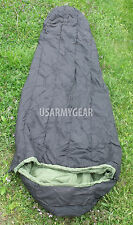 USA Army Military Black OD Green Patrol Modular Sleeping Bag Part of IMSS US GI
