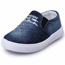 Children Shoes Boys Girls Canvas Casual Shoes Sneakers Fashion Kid Flat Loafers