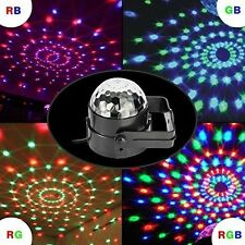 RGB Magic Crystal Effect Ball Light Stage Lighting for Disco DJ Club Disco Party