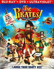 The Pirates! Band of Misfits (Two-Disc Blu-ray/DVD Combo), New DVDs