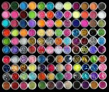 120 Colors UV Nail Polish Gel Decor DIY Nail Art Tips Manicure Decor Pure Color