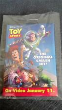 WALT DISNEY TOY STORY MOVIE PROMO PIN  BUTTON WALMART B-2