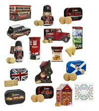 Walkers Shortbread Biscuits Shapes Fingers & Rounds Assortments and Shaped Tins