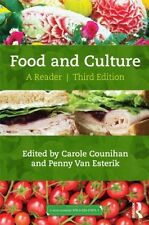 Food and Culture: A Reader,PB,Carole Counihan - NEW