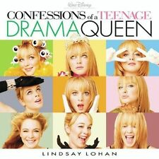 CONFESSIONS OF A TEENAGE DRAMA QUEEN Movie Soundtrack (CD, Feb-2004, Hollywood)