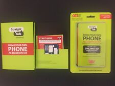 Straight Talk (Bring Your Own Phone) SIM Card Activation Kit
