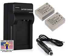 Battery Pack Replacement Canon NB-7L NB7L Powershot G10 G11 G12 SX30 IS NEW