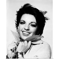 Poster Print Wall Art entitled Liza Minnelli (1946), actress and singer