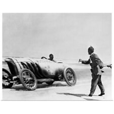 Poster Print Wall Art entitled Auto Racing, 1910