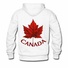 Canada Maple Leaf Canadian Men's Men's Hoodie by Spreadshirt™