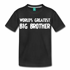 World's greatest big brother Kids' Premium T-Shirt by Spreadshirt™