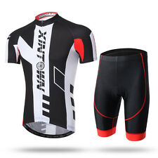 Men's Bike Jerseys Bicycle Clothing Cycling Jersey Sets MTB (bib) Shorts Kit