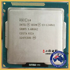 Intel Xeon E3-1240 V2 LGA 1155 SR0P5 3.40GHz 8Mb Cache Processor - Mfg Direct