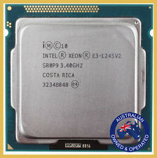 Intel Xeon E3-1245 V2 LGA 1155 Quad Core 3.4GHz 8Mb Processor - Mfg Direct